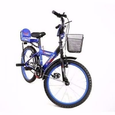 Simba Bicycle For Kids Blue 4 To 11 Years Konga Online Shopping