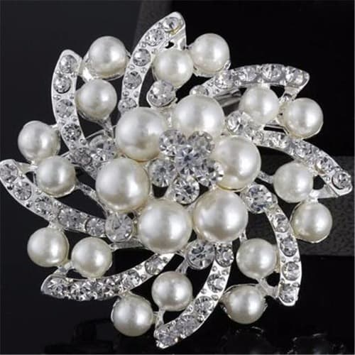 6581c58e1922f Big Statement Pearl Brooch