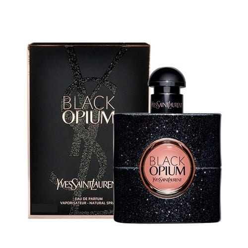 765c0637aaa Yves Saint Laurent Black Opium EDP For Women - 90ml | Konga Online ...