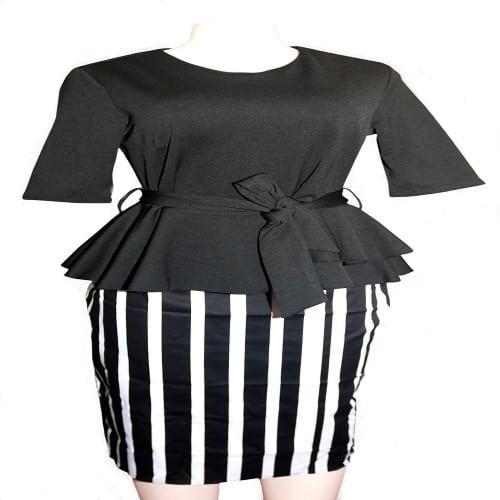 /B/l/Black-Peplum-Top-with-Belt-and-Black-White-Strip-Skirt-7837210_1.jpg