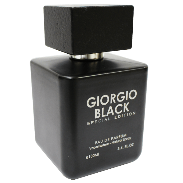 Black Special Edition for Men - EDP - 100ml.