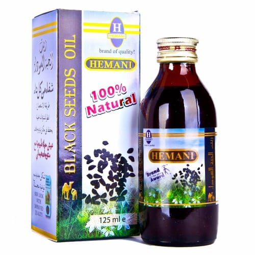 Black seed Oil + Over 100 Cures Manual - 125ml
