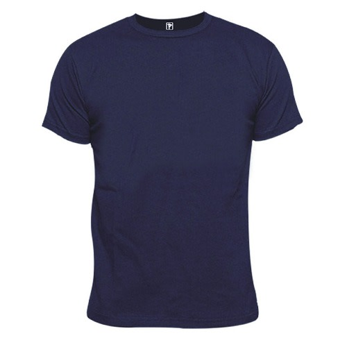 Blank Canvas T-shirt - Navy Blue | Konga Online Shopping
