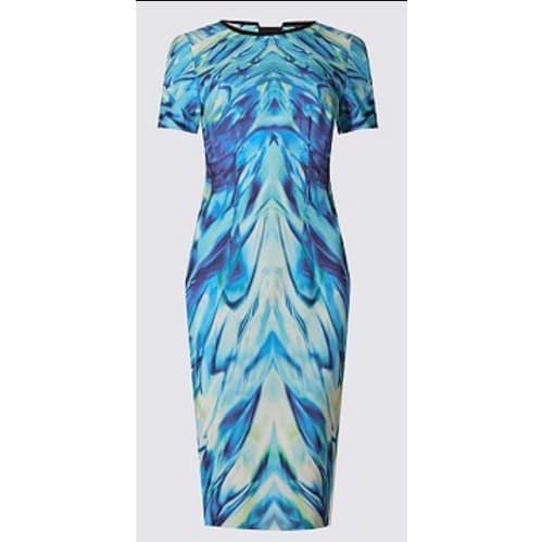 /B/l/Blue-Mix-Fitted-Dress-for-Ladies-7836884_1.jpg