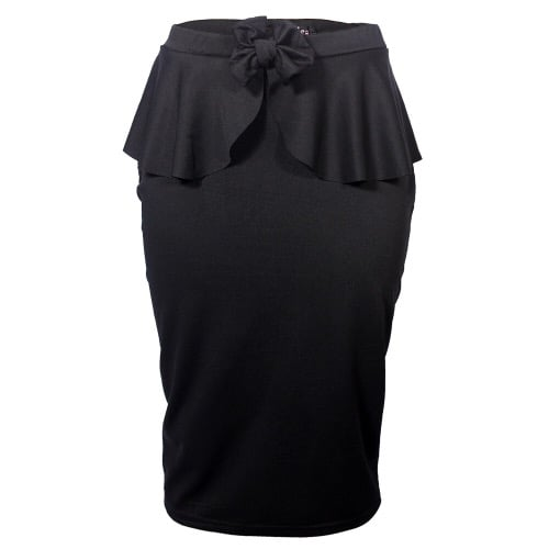 /B/o/Bowed-Front-Peplum-Pencil-Skirt---Black-7548794.jpg
