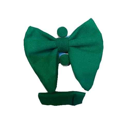 7806e39bd0709 Bowtie with Pocket Square-Green | Konga Online Shopping