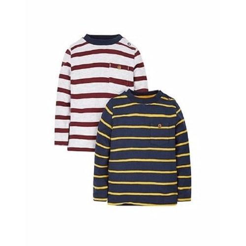 /B/o/Boy-s-2-pack-Stripe-T-Shirts---Yellow-Navy-Blue-6358999.jpg