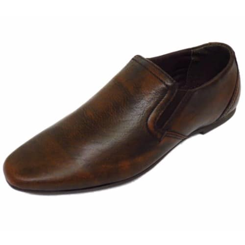 ea1b8007ea5 Red Tape Boy s Leather Loafers - Brown