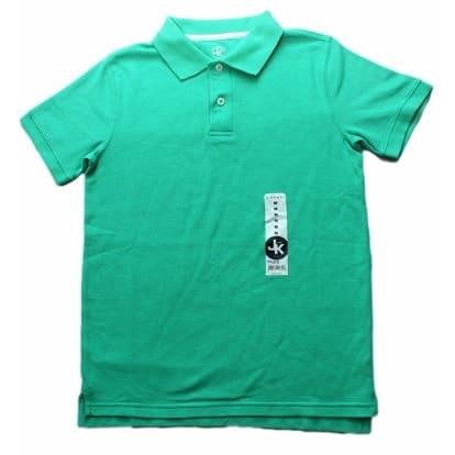 e1cb058e Boys Polo Shirt-Aqua Green | Konga Online Shopping