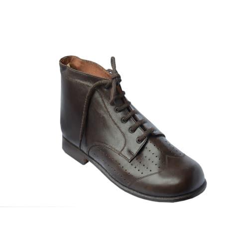 5fa5722fbfca23 Boys Pure Leather Formal Shoes - Black | Konga Online Shopping
