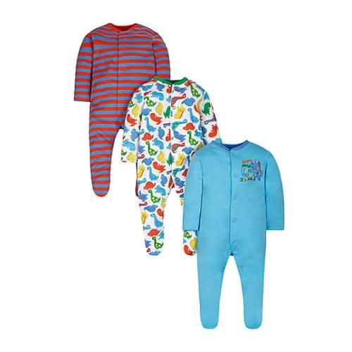 /B/r/Bright-Dinosaur-Sleepsuits---3-Pcs-6496293_1.jpg