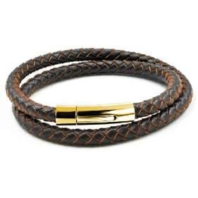 /B/r/Brown-Leather-Wrap-Bracelet-with-Gold-Lock---20cm-6850372_1.jpg