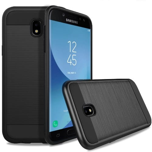 the latest 7a2da 8f7b6 Brushed Case For Galaxy J5 Pro 2017