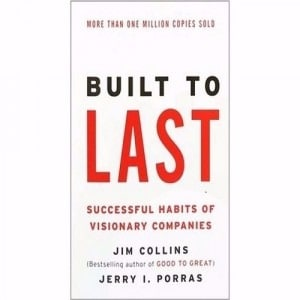 Last built book to