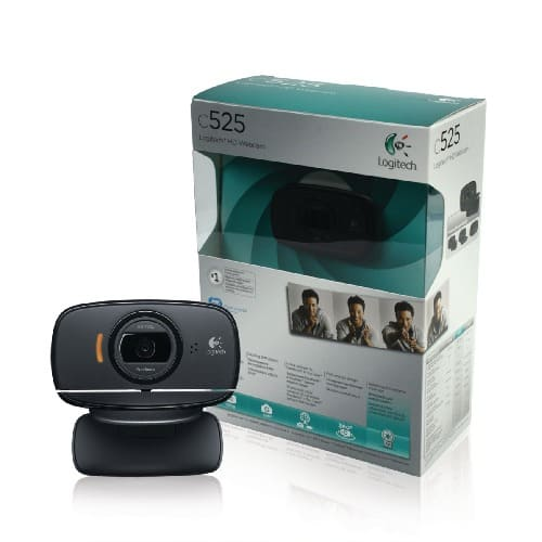 3680bf803f4 Logitech C525 HD Webcam | Konga Online Shopping