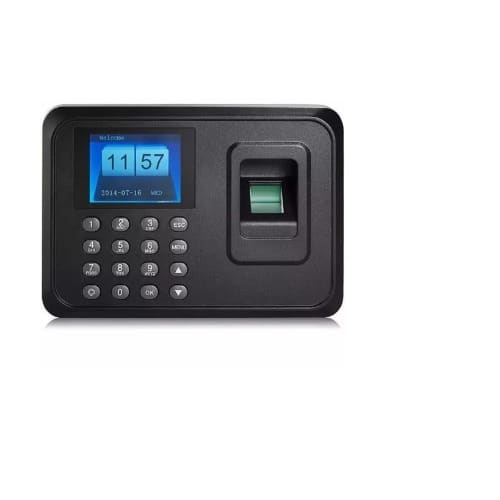 Time Attendance Fingerprint Biometric Machine
