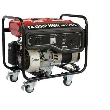 Honda 2 5kva Manual Generator - Fa3000p | Konga Online Shopping