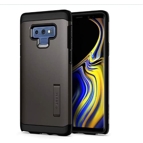 the latest 8d46a 163ad Tough Armor Case For Samsung Galaxy Note 9 + Screen Protector