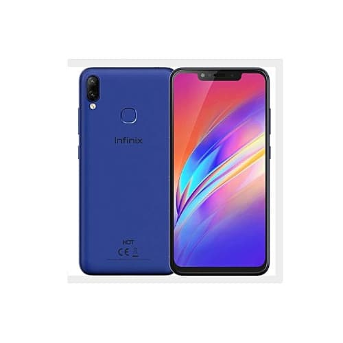 "Hot 6x (x623) 6.2"" Fhd, 8.1 Android, 16gb + 2gb, 4000mah, 13+2mp, 8mp 4g Smartphone - Blue"