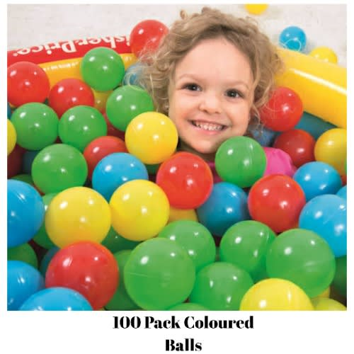 Children's Pit Ball - 100 Pack.