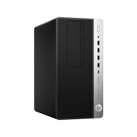 Prodesk 600 G3 Microtower Pc(energy Star)-i3-4gb Ram-500gb Hdd-wins 10(1fy45ut)