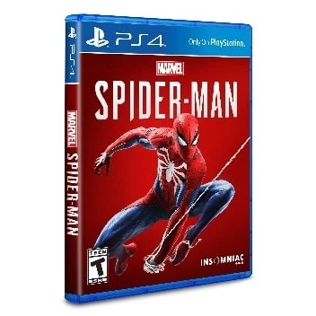 Marvel Spider-Man For Sony Playstation 4
