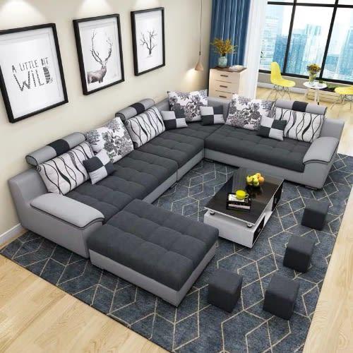 Mak Omari Living Room Furniture Set