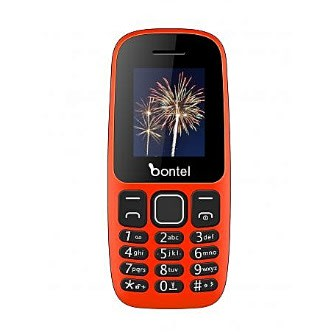 L200 Feature Phone With Big Torch Light, Bontel Cloud & 1,000 MAh Battery - Orange
