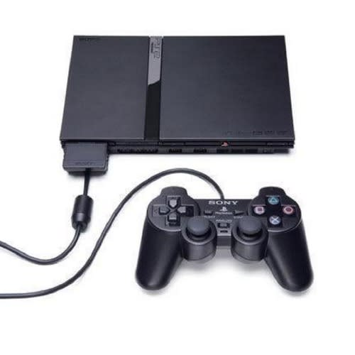 Sony Playstation 2 Slim With 15 Games Latest Edition Konga Online Shopping