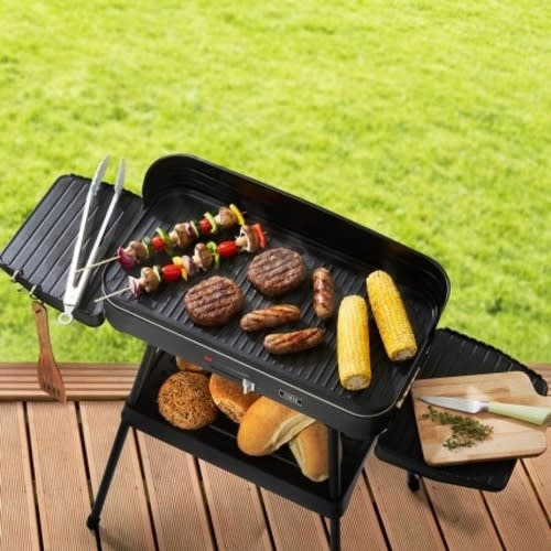 Bbq & Grill Non Stick Bbq Grill Smoke Free Indoor/outdoor