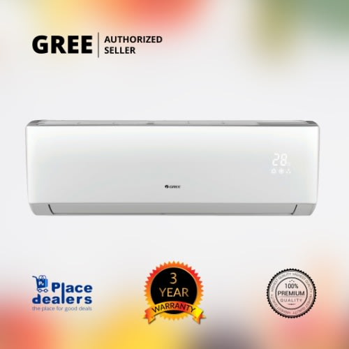 1 5HP Inverter Silent Air Conditioner - Installation Kits Included