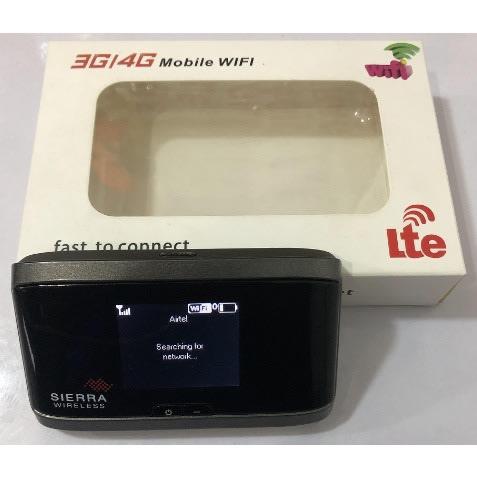 4G LTE Mobile WiFi Hotspot Sierra Wireless/Netgear AirCard