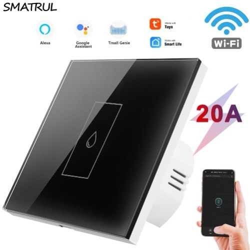 20arms Smart Switch -Black