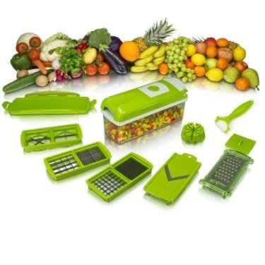 Plus For Vegetable, Fruit Slicer, Cutter And Chopper