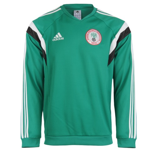 more photos 78861 8b536 Men's 2014 World Cup Nigeria LIC Sweat Top Pullover