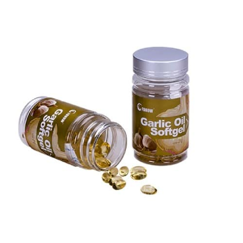Garlic Essential Oil Softgel - 60 Capsules
