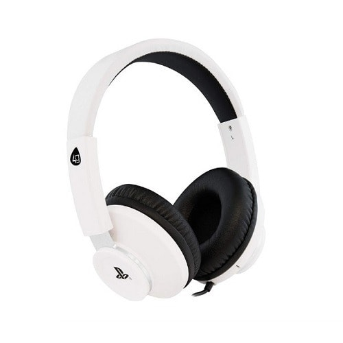 Pro4-60 Stereo Gaming Headset For Vr - White PS4