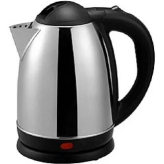 Electric Tea Kettle - Stainless Steel