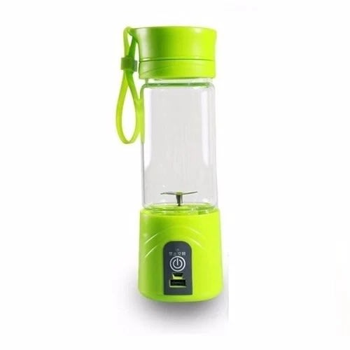 Easy Portable Multi-function Usb Rechargeable Juicer Blender - 380ml