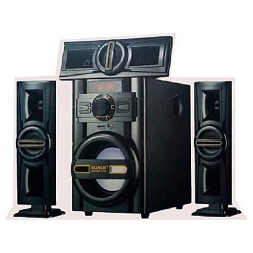 3.1ch Home Theater System With Bluetooth Function - Dj-503.