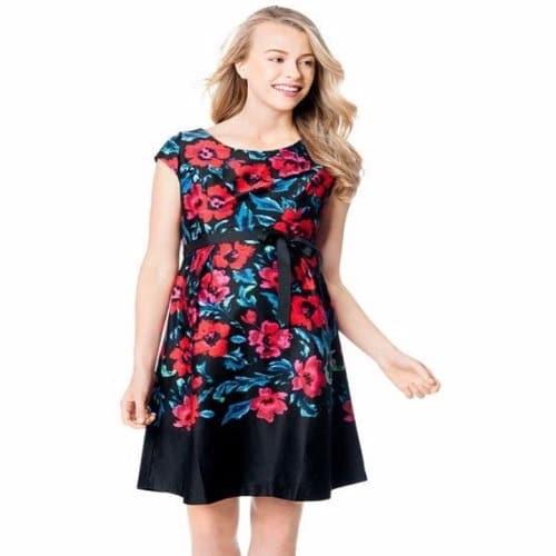 /C/a/Cap-Sleeve-Pleated-Dress---Multicolour-4968736_2.jpg