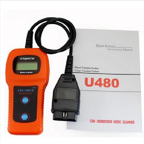 Car Diagnostic Scanner Tool (U480)