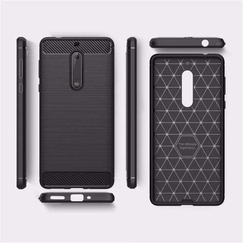 newest 4c777 d7a6f Case For Nokia 5 - Black