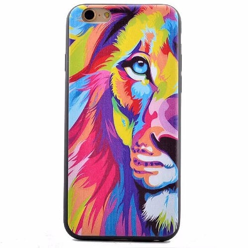 /C/a/Case-For-iPhone-6-6S-Plus---Colourful-Lion-6388246.jpg