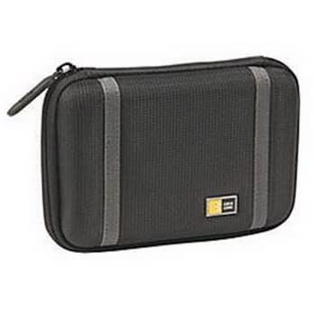 1c6041fe7 Case Logic PHDC-1 Compact Portable Hard Drive Case - Black
