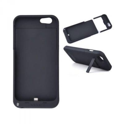 watch 09a61 b5d04 Case Powerbank for iPhone 6 & 6s - 5800Mah