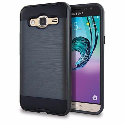 the latest 7e774 2b6a0 Case for Samsung Galaxy J3 Pro - Black