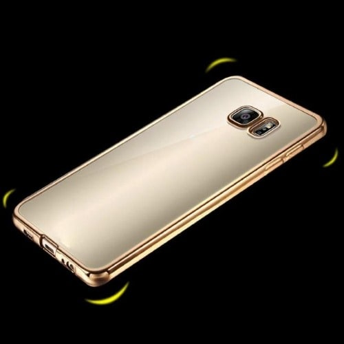 brand new 3e97e ebbf7 Case for Samsung Galaxy S7 Edge - Gold