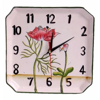 /C/e/Ceramic-Square-Face-Flower-Clock---Cream-6847698.jpg
