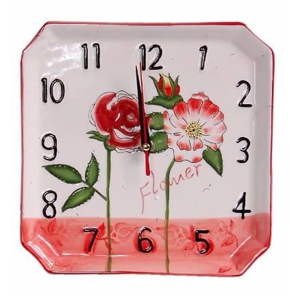 /C/e/Ceramic-Square-Face-Pink-Flower-Clock-6847711.jpg